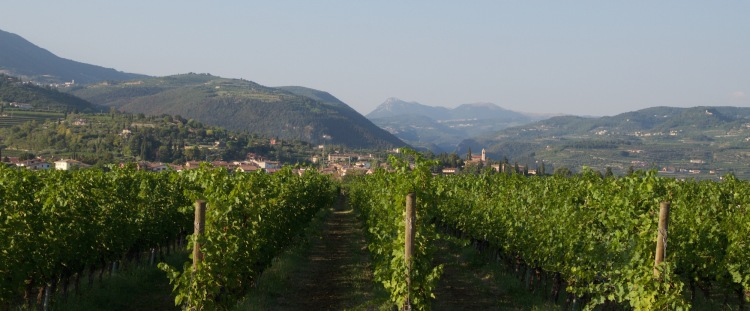 View from the Dimora del Bugiardo